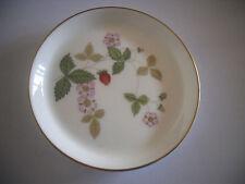 "Wedgwood Bone China Wild Strawberry Trinket Dish 4"" LOVELY GIFT PRESENT"