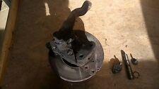 N/S Delantero HUB C/W King Pin-eliminado de Iveco 75-E-15 rompiendo PARA REPUESTOS
