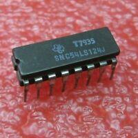 SNC54LS124J Texas Instr IC TTL Dual Oscillator Ceramic 74LS124 74124 - NOS Qty 1