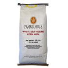 Prairie Mills White Self-Rising Corn Meal (25 lbs.) New Hot Sale