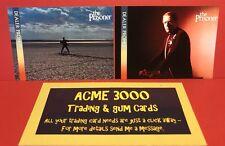 Unstoppable - THE PRISONER - Acme3000 Dealer Promo Cards EMP1 & EMP2