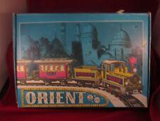 VINTAGE ANKERBAHN 2129 ORIENT WIND UP TRAIN SET - ORIGINAL BOX