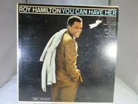 ROY HAMILTON YOU CAN HAVE HER ON EPIC 33 RECORD # LN 3775 VG+ cover VG+