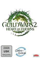 Guild Wars 2 Heart of Thorns Key - GW2 HoT Addon DLC Download Code [DE][EU][PC]