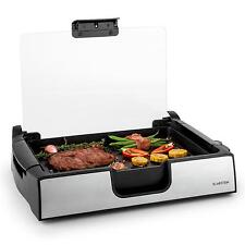 Klarstein Tisch-Grill Kontakt Grill 1500 Watt Elektro Sandwich Maker