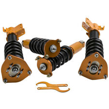 Coilovers for Subaru Outback 2000 - 2004 Struts Shocks Coil Spring Adj Height