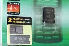 carte mémoire 256 MB Sony memory stick M2 NEUVE pour téléphone Ericsson , rare
