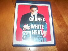 WHITE HEAT James Cagney Virginia Mayo Film Noir Gangs Blu Ray Blu-Ray Disc NEW