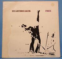 FREE HEARTBREACKER  VINYL LP 1972 ORIGINAL PINK BAND LBL PLAYS GREAT! VG+/VG!!