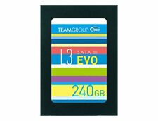 "Team L3 EVO SSD 240GB 2.5"" Internal Solid State Drive - SATA 3, T253LE240GTC101"