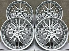 """ALLOY WHEELS 18"""" CRUIZE 190 SP FIT FOR MITSUBISHI 3000 GTO ECLIPSE LANCER"""