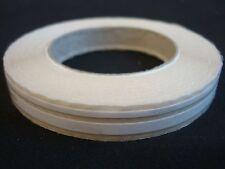 Doppelstreifen Zierstreifen Zierlinien 6 mm 10 m weiß - Dekorstreifen Auto PKW