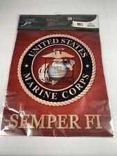 Us Marine Corps Americana Military Merchant Garden Yard Banner House Flag