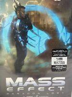 Mass Effect Paragon Lost DVD English Dub Version 2012 New Factory Sealed