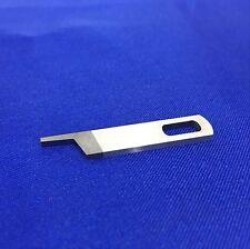 Couteau superieur surjeteuse couteau supérieur  lame  Pfaff, Singer #412585