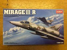 Academy 12248 Mirage III R 1/48 Nuevos Y En Caja