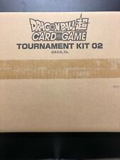 Dragon Ball Super TCG Official Vol 2 Tournament Kit with 16 sealed packs + More