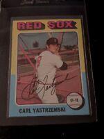 1975 Topps Set Break #280 Carl Yastrzemski NM-MT