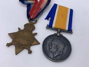 Original WW1 Medal Group, Casualty/KIA, Pte. T. Dixon, West Yorkshire Regiment