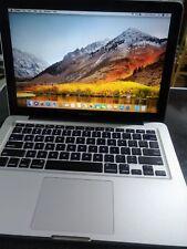 Macbook Pro 13 inch Top Specs 500 GB SSD