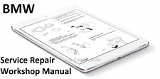 BMW 7 Series Service Repair Workshop Manual E32 E38 E65 E66 ALL MODELS 1982-2008