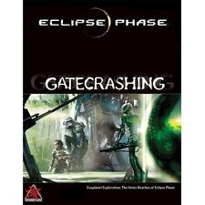 Eclipse Phase Gatecrashing - Exoplanet Exploration: The Outer Reaches