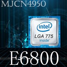 Intel Pentium E6800 3.33GHz 2M/1066 Dual-Core Processor Socket 775 65W CPU