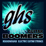 GHS CR-GBCL Sub Zero Boomers Custom Light Electric Guitar Strings (9-46)