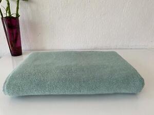 "100% Cotton Extra Large Oversized Bath Towel Mint Green Bath Sheet 40x80"""