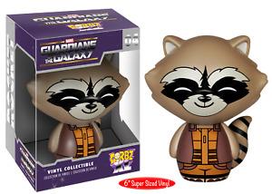 Rocket - Guardians Of The Galaxy #04 Dorbz XL