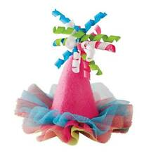 Mud Pie Birthday Girl Party Hat Clip