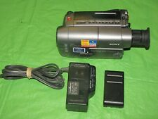 Sony Handycam CCD-TRV22 Video 8MM Camcorder - Record Transfer Watch Video8 Tapes