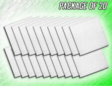 C35479 CABIN AIR FILTER FOR ES330 GX470 AVALON CAMRY SIENNA SOLARA PACKAGE OF 20