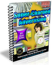 SUPER CHARGED ADVERTISING PDF EBOOK FREE SHIPPING RESALE RIGHTS