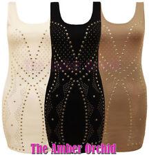 Petite Chiffon Scoop Neck Dresses for Women