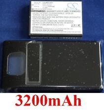 Batterie 3200mAh Pour SAMSUNG Galaxy S II, Galaxy S2, GT-i9100 avec Cache