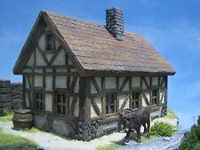 Ziterdes Fachwerkhaus | Gebäude, Tabletop, NEU & OVP | 11998