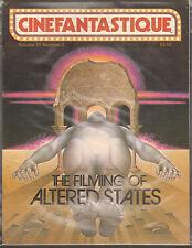 Cinefantastique Vol. 11 #2 ALTERED STATES Sci Fi Horror NM & unread 1981