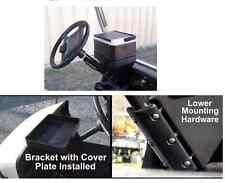 Universal Golf Cart Igloo Cooler Steering Wheel Column Mount 12-Pack Beverage