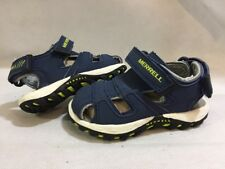 Merrell Sandals Baby Toddlers , Size 4 Navy