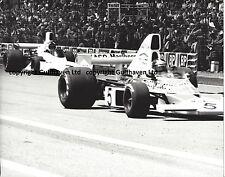 F1 Photo - Fittipaldi M23 & Reutemann BT44 1974
