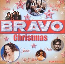 Bravo Christmas (2001, TCM Edition) 'N Sync, Kelly Family, Bravo Allstars.. [CD]