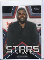 2021 TOPPS BASEBALL SP INSERT CARD # SIS-20 - DAVID OTIZ - BOSTON RED SOX