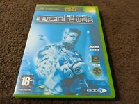 Deus Ex Invisible War Xbox Classic Game New Without Blister Complete PAL