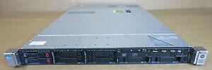 HP ProLiant DL360p G8 GEN8 2 x 6-Core XEON E5-2640 192GB Ram 2x300GB 1U Server