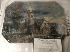 Thomas Kinkade Placemat A Light In The Storm New! Sealed.