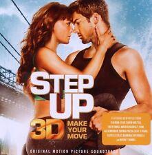 STEP UP 3D CD ORIGINAL SOUNDTRACK NEU
