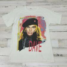 Vintage David Lee Roth 1988 Vintage Tour T-shirt Tee Men Size S M L XL 4XL P834