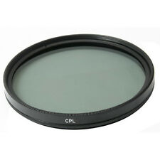 74mm CPL Neutral Round Circular Polarizing Lens Filter for DSLR SLR DV Camera