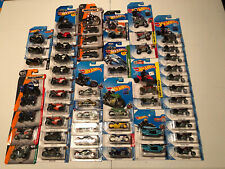 Hot Wheels & Matchbox Motorcycles Ducati, BMW, Yamaha, HW450F. Lot Of 51.